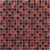 Cristallo contro le mattonelle di pietra della miscela del mosaico (M8CSPTY92)