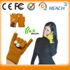 Embalagem disponível personalizada Warm Bluetooth Headset Wireless Gloves Headfree Headphone