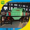 Desfibradora para el item de goma/el reciclaje inútil/alambre de cobre de madera del neumático/del desecho/plástico
