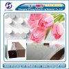 Het Witte 3D Behang van Eco voor Shanghai Ziyang