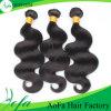 Волосы бразильянина девственницы ранга верхней части волны оптовой цены фабрики свободные