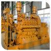 Le déchet de bois chaud de la vente 600kw a vu la centrale de production d'électricité de gazéification de matériel de générateur à gaz de biomasse de la poussière