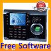 Máquina Hf-Iclock360 de la atención de la huella digital del software libre del bajo costo