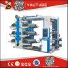 Lleno de plástico automático y rollo de papel Impresora de Flexo (YT)