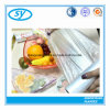 LDPEのバージンの物質的で明確なプラスチック食糧袋