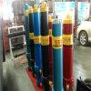 O Fe datilografa o cilindro hidráulico para o caminhão