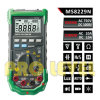As contagens de 4000 Seleção automática de um Multímetro Digital (MS8229N)