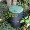 Caixa de válvula de sobreposição redonda de Irrrigation