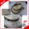 Chapéu de vaqueiro Twisted da palha da trança de papel