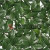 인공적인 회양목 산울타리 인공적인 녹색 잎 담