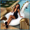 熱い販売の夏の浮遊列のための膨脹可能なPegasusのプールの浮遊物