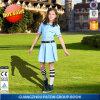 Bello uniforme scolastico per le ragazze, uniforme di vestito