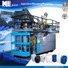 Máquina del moldeo por insuflación de aire comprimido de la protuberancia de la depresión de la estación doble/sola