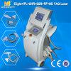 타원 IPL E 가벼운 RF ND YAG Laser 기계