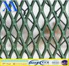 Uma placa metálica perfurada, malha de arame decorativa, malha de metal expandido (XA-EM008)