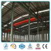 Taller constructivo de la estructura de acero del almacén prefabricado