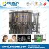 CE aprobado jugo de pulpa de llenado de la máquina Monoblc