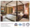 Antike Hotel-Möbel mit chinesischem Schlafzimmer-Set (YB-TJ)