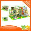 Mini Indoor Aire de jeux pour enfants Jouets en plastique de l'équipement de terrain de jeux pour la vente