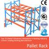 Aménagement en métal pour la mémoire d'entrepôt avec l'homologation de la CE