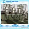 Фильтр с активированным углем бумагоделательной машины в система водоподготовки
