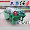 Máquina magnética do separador da limpeza de minério