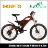 アルミ合金のマウンテンバイクの完全な中断Ebike
