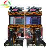 Mini video motore del Gp della macchina da corsa di Sumilator dei capretti che corre la macchina del gioco del simulatore della galleria da vendere