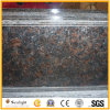 Polished Countertops кухни гранита Tan Brown для дома и гостиницы