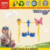 Nuevo juguete educativo diseñado en dimensiones de una variable geométricas