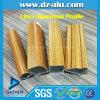 리비아 알루미늄 단면도 Windows 문 분말 외투 나무로 되는 곡물