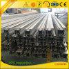Protuberancias industriales de la ranura del aluminio T de la ISO 9001 para el Gazebo de la pérgola
