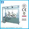 Bicicleta de frenado automático de simular el equipo de prueba