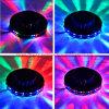 Свет этапа влияния солнцецвета формы летающей тарелки Light/UFO СИД