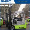 Carrello elevatore elettrico della rotella di tonnellata tre di Snsc 2