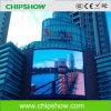 Exhibición de LED al aire libre a todo color del anuncio publicitario de Chisphow P16 RGB