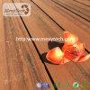 Assoalho ao ar livre de madeira composto do Decking da decoração de Foshan com cor opcional