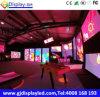 Écran visuel polychrome d'intérieur P3.91 de HD grand DEL