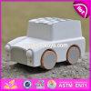 Giocattoli di legno delle mini automobili all'ingrosso per i giocattoli di legno di nuovo disegno dei capretti per i giocattoli di legno di modo superiore dei capretti per i capretti W04A329