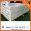 Strato rigido bianco del PVC del Matt, strato Offsetable UV del PVC del Matt, bianco dello strato del PVC