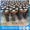 De Controle van het Verkeer van het Staal van de Vervaardiging van de Las van de Structuur van het staal beschermt de Post van de Omheining