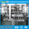 Machine de remplissage intégrée de boissons gazeuses automatiques à eau gazéifiée