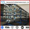Purificación del sistema de tratamiento de aguas RO