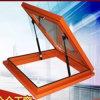 Lucernario di alluminio del tetto con il motore elettrico di apertura di vetro Tempered