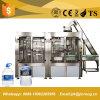 Acqua che risciacqua macchina di riempimento e di coperchiamento per la bottiglia di 5L 10L