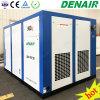Low-Noise industriais estacionários eléctrico AC Power lubrificado a óleo Média Pressão Alta de accionamento directo de parafuso rotativo tipo Compressor de ar com ar/Arrefecimento a água
