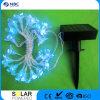 Matériau en plastique Poly-Silicon Material with 20 PCS Blue Color LED Solar Color Light