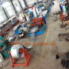 Rodillo de las Bandeja-Escalas del cable del enlace del cable del metal (HDG/STAINLESS/ALUMINIUM) que forma el fabricante de la máquina