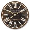 型MDFの柱時計