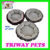 Het goedkope Bed van de Kat van de Hond van het Comfort (wy161066-2)